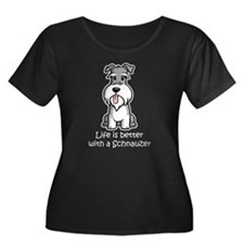 Cute My goal in life dog T