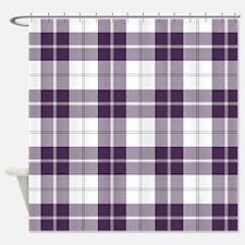 Tartan - Dunlop dress Shower Curtain