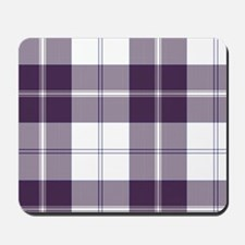 Tartan - Dunlop dress Mousepad