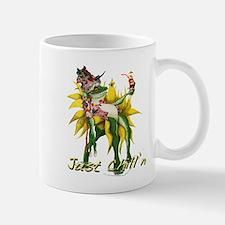 Chilln Frog Design #3 Mugs