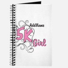 Customize 5k Girl Journal