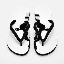 The Apprentice of Peace Flip Flops