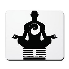The Apprentice of Peace Mousepad