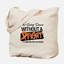 Cure Multiple Sclerosis Tote Bag