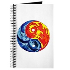 Yin-Yang Fire and Ice Journal