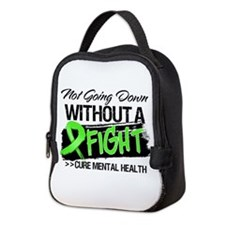 Cure Mental Health Neoprene Lunch Bag