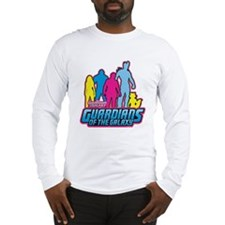 Guardians of the Galaxy 80s Re Long Sleeve T-Shirt
