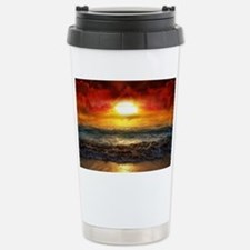 sun down Travel Mug