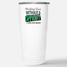 Cure Liver Disease Travel Mug
