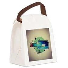 soul on the bottle Canvas Lunch Bag