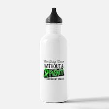 Cure Kidney Disease Water Bottle