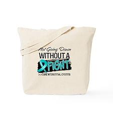 Cure Interstitial Cystitis Tote Bag