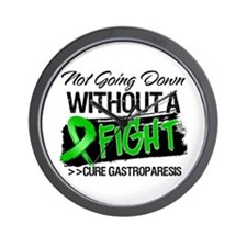 Cure Gastroparesis Wall Clock
