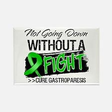 Cure Gastroparesis Rectangle Magnet