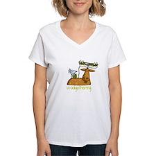 woolgathering dark shirt T-Shirt