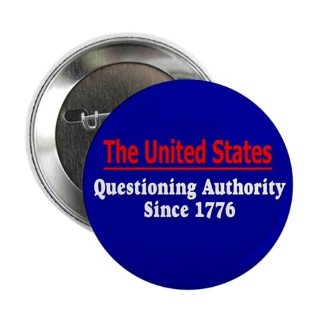 Questioning Authority Button (10 pack)