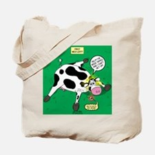 First Moo-lert Tote Bag