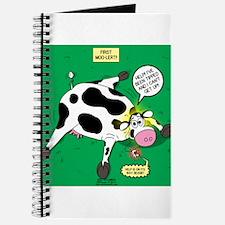 First Moo-lert Journal