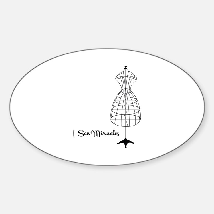 Sew Miracles Decal