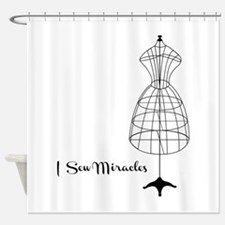Sew Miracles Shower Curtain