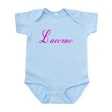 Laverne of Laverne & Shirley Infant Onesie