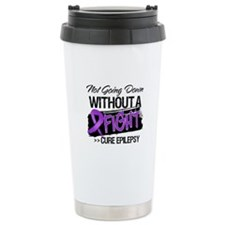 Cure Epilepsy Travel Mug
