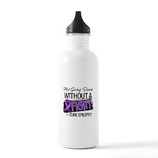 Cure Epilepsy Water Bottle