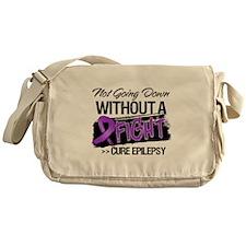 Cure Epilepsy Messenger Bag