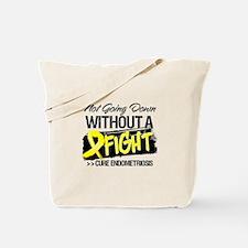 Cure Endometriosis Tote Bag