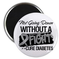 "Cure Diabetes 2.25"" Magnet (10 pack)"