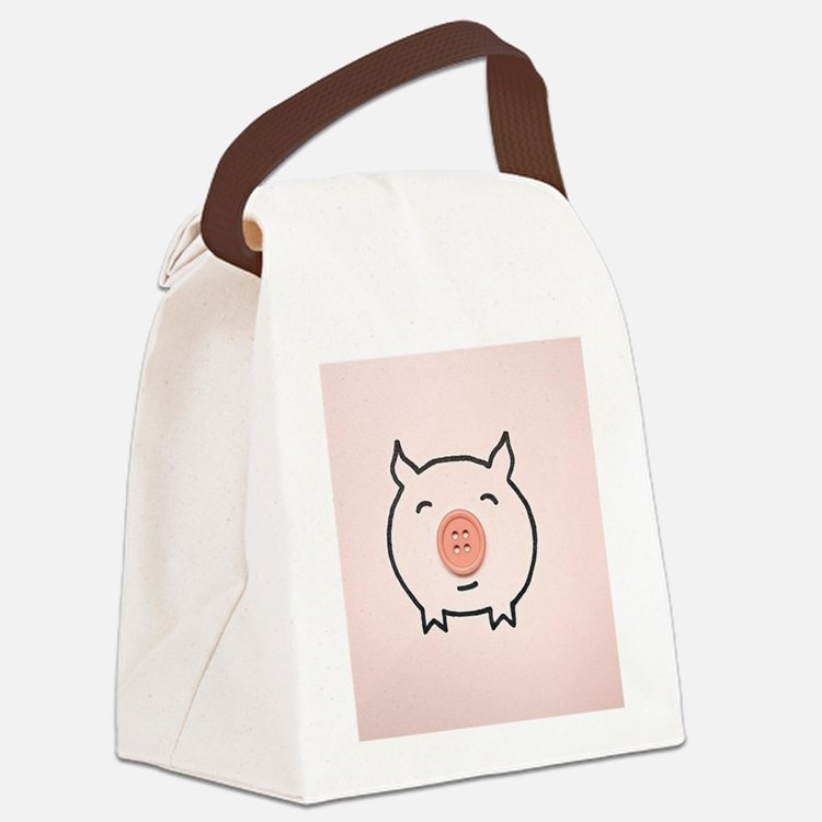 LOVEPET Canvas Lunch Bag