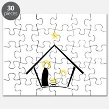 Baby In Manger Puzzle