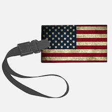 patriot Luggage Tag