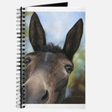 Brown Mule Art by Dawn Secord Journal