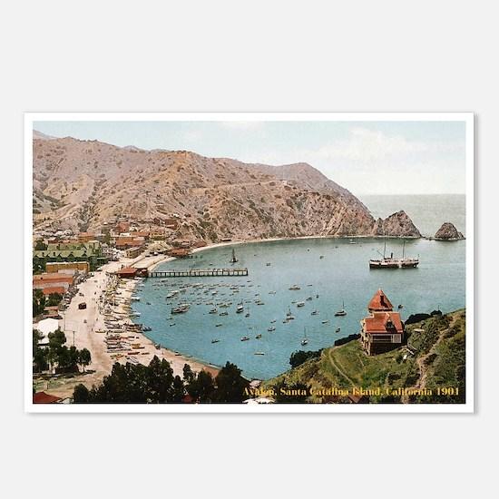 Catalina Island Postcards (8)