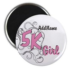 Customize 5k Girl Magnets