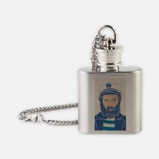 sailors Flask Necklace