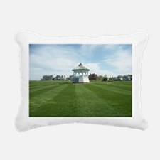 Ocean Park Bandstand, MV Rectangular Canvas Pillow