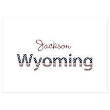 Custom Wyoming Invitations