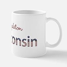 Custom Wisconsin Mug