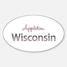 Custom Wisconsin Decal