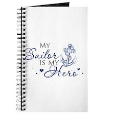 My Sailor is my Hero Journal