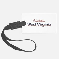 Custom West Virginia Luggage Tag
