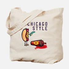 Chicago Style Tote Bag