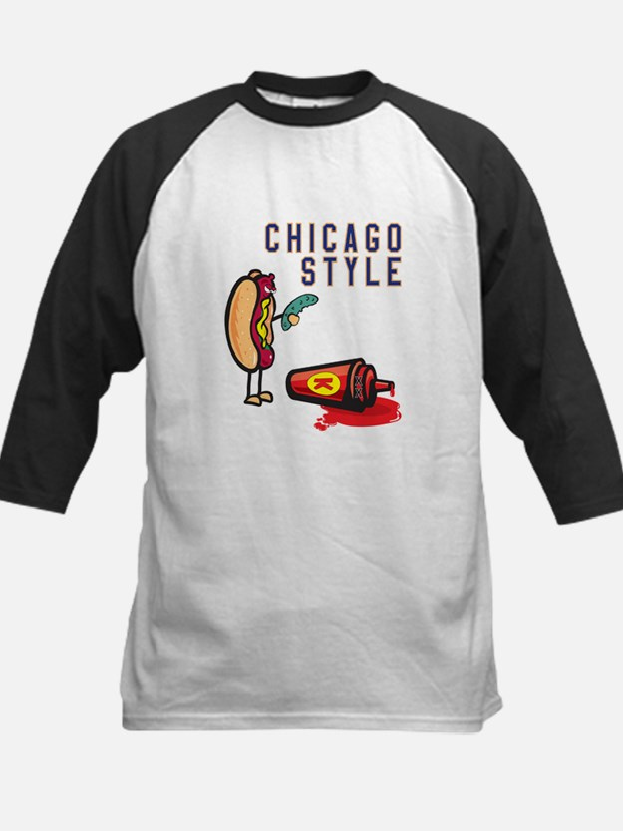 Chicago Style Baseball Jersey
