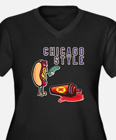 Chicago Style Plus Size T-Shirt