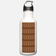 Chocolate Water Bottle