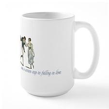 Jane Austen Quadrille Mug