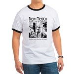 Vintage NEW MEXICO Ringer T