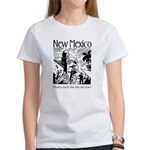 Vintage NEW MEXICO Women's T-Shirt